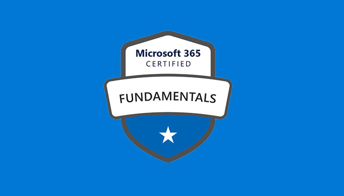 Microsoft 365 Fundamentals certification dumps